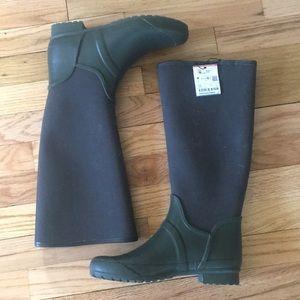 Zara Tall Rain Boots